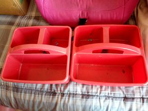 Storage Caddy and supplies for Sale in Miami, FL