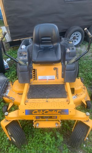Cub cadet zero turn 50 inch for Sale in West Palm Beach, FL