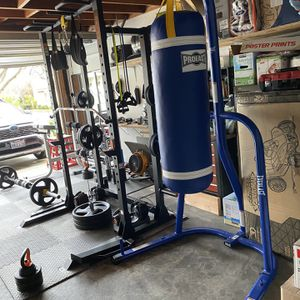 Everlast Stand Prolast Punching Bag for Sale in San Jose, CA