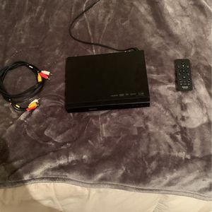 Philips DVD Player With Remote for Sale in Irving, TX