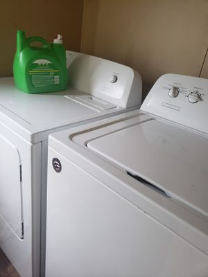 Washer and dryer 250$ like new for Sale in New Albany, MS