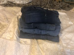 1 Gap and 3 Levi Jeans for Sale in Bartow, FL