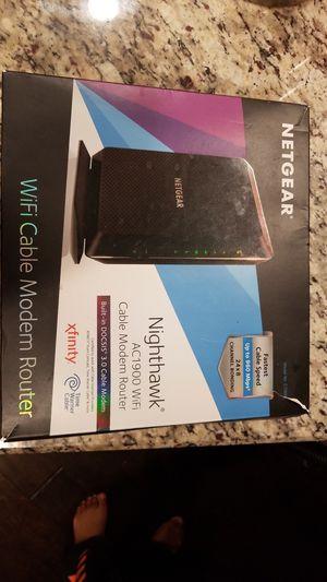 Netgear ac1900 modem/router for Sale in Murfreesboro, TN