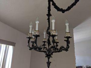 Hanging chandelier for Sale in North Las Vegas, NV