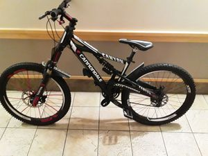 Cannondale downhill bike for Sale in The Bronx, NY