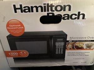 Hamilton Beach Microwave MUST GO! for Sale in McKinney, TX