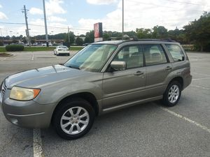 2006 Subaru Forester 180k for Sale in Riverdale, GA