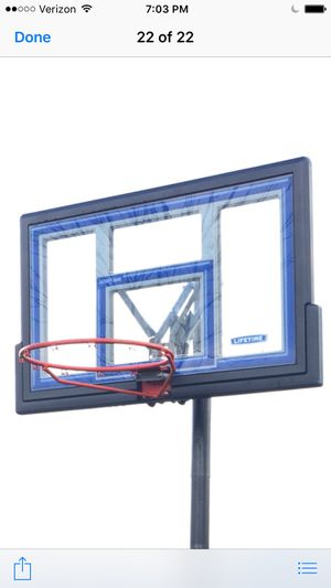 Basketball Hoop for Sale in Bucyrus, OH