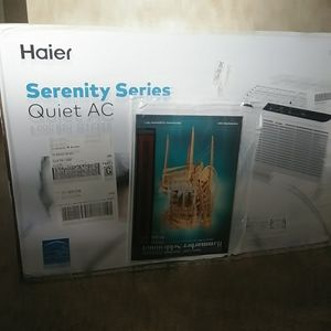 "Haier Serenity Series 6000 btu AC Unit ""New in Box"" for Sale in York, PA"