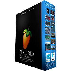 Fl studio 20 signature bundle / fl studio 12 or 11 for Sale in Queens, NY