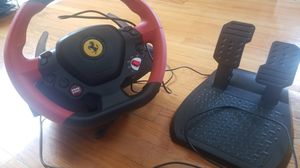 Xbox One Racing Wheel for Sale in North Providence, RI