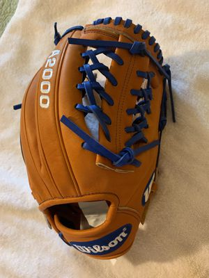 Wilson A2000 11.5 infield baseball glove new never used for Sale in South Gate, CA