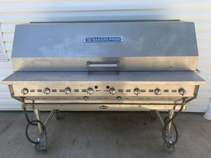 Bakers Pride outdoor CBBQ- Grill for Sale in Olivette, MO