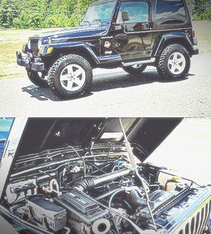 RunsLikeO2Champ Jeep Wrangler 1000$ for Sale in Baltimore, MD