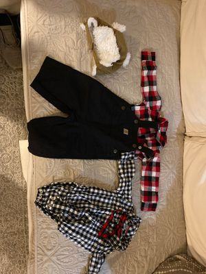 Baby boy clothes 6 months for Sale in Virginia Beach, VA