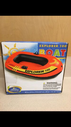 Inflatable boat for Sale in South Gate, CA