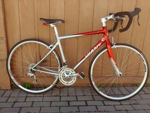 Giant OCR3 road bike, size medium 54cm, 24 speed for Sale in San Diego, CA