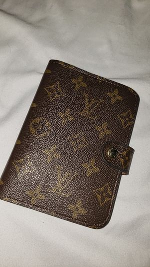 Louis Vuitton address book for Sale in Portland, OR