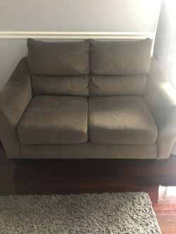 Two Gray 3 Seated Couches & One Gray 2 Seated Couch for Sale in Dearborn,  MI