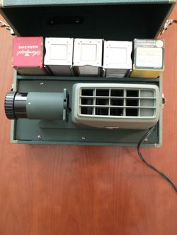 Argus 300 Automatic Projector for Sale in Katy,  TX