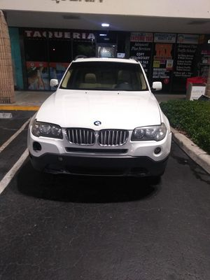 2008 BMW x3 for Sale in Delray Beach, FL