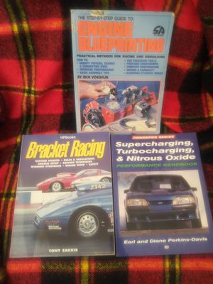 3 High Performance Racing handbooks for Sale in American Canyon, CA