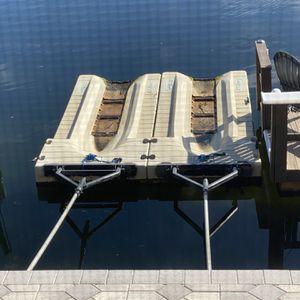 Double Jet Ski Floating Dock EZ Port 3 for Sale in New Port Richey, FL