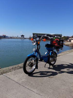 1984 Moped 50cc for Sale in Broken Arrow, OK