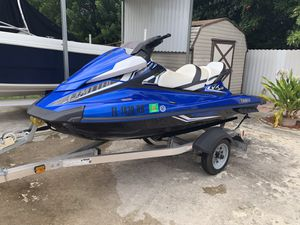 Jetski YAMAHA VX 2017 for Sale in Miami Gardens, FL