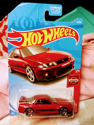 HOTWHEEL RED ON RED SKYLINE NISSAN for Sale in San Diego, CA
