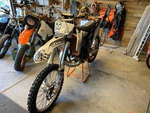Harley and dirt bike for Sale in Wheat Ridge, CO