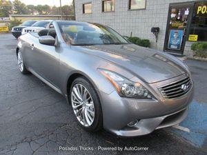 2011 INFINITI G37 Convertible for Sale in Norcross, GA