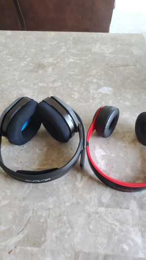 Astro and Beat by Dre Headphones Mint condition $250 obo for Sale in Wyandotte, MI