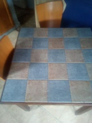 Kitchen table and 4 chairs for Sale in Roseville, MI