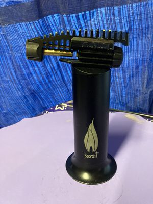 Scorch Handheld Butane (very powerful) Torch for Sale in Kent, WA
