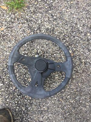 ((MTD Steering wheel)) RIDING LAWN MOWER for Sale in Lakeland, FL