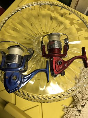 Fishing rod reel for Sale in Bellflower, CA