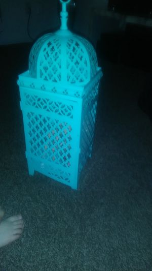 Bird cage decor for Sale in Indianapolis, IN
