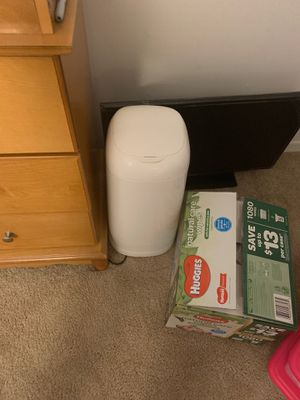 Diaper genie for Sale in Norfolk, VA