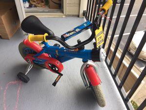 Thomas bike with helmet for Sale in Richmond, VA