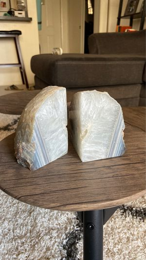 Quartz Crystal Bookends for Sale in Los Angeles, CA