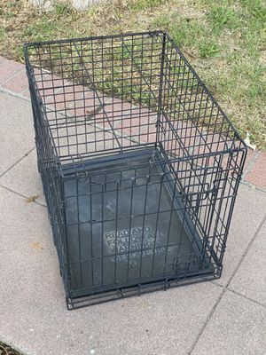 Metal DOG crate/kennel - Excellent condition!! for Sale in Stockton, CA