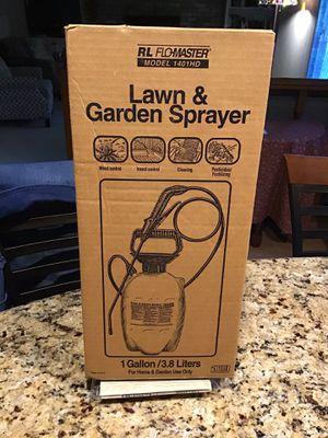 RL flomaster yard sprayer for Sale in Chandler, AZ
