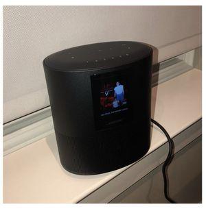 Bose Home Speaker 500 Wireless Speaker with Built-In Amazon Alexa - Triple Black for Sale in Union City, NJ