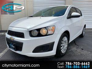 2014 Chevrolet Sonic for Sale in Doral, FL
