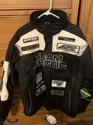 Arctic Cat snowmobile jacket for Sale in Meriden, CT