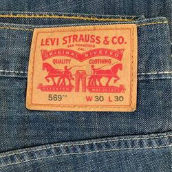 Levi's 569 Jeans. 30x30 New And 29x32 New for Sale in Philadelphia,  PA