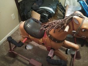 Flying radio rocking horse for Sale in Norcross, GA