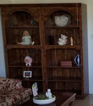 Vintage bookshelves for Sale in Scottsdale, AZ