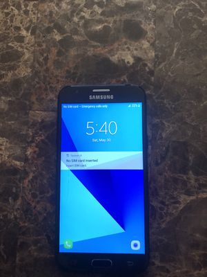 Samsung Galaxy J3 Prime(pickup only) for Sale in Queens, NY